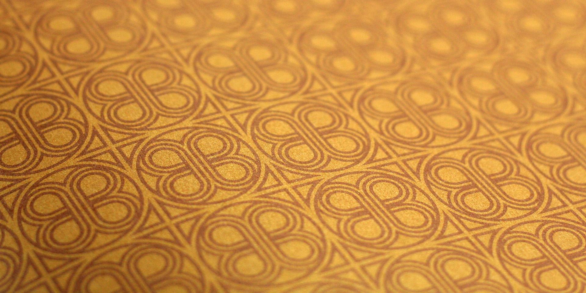 Ballamona logo repeat-pattern