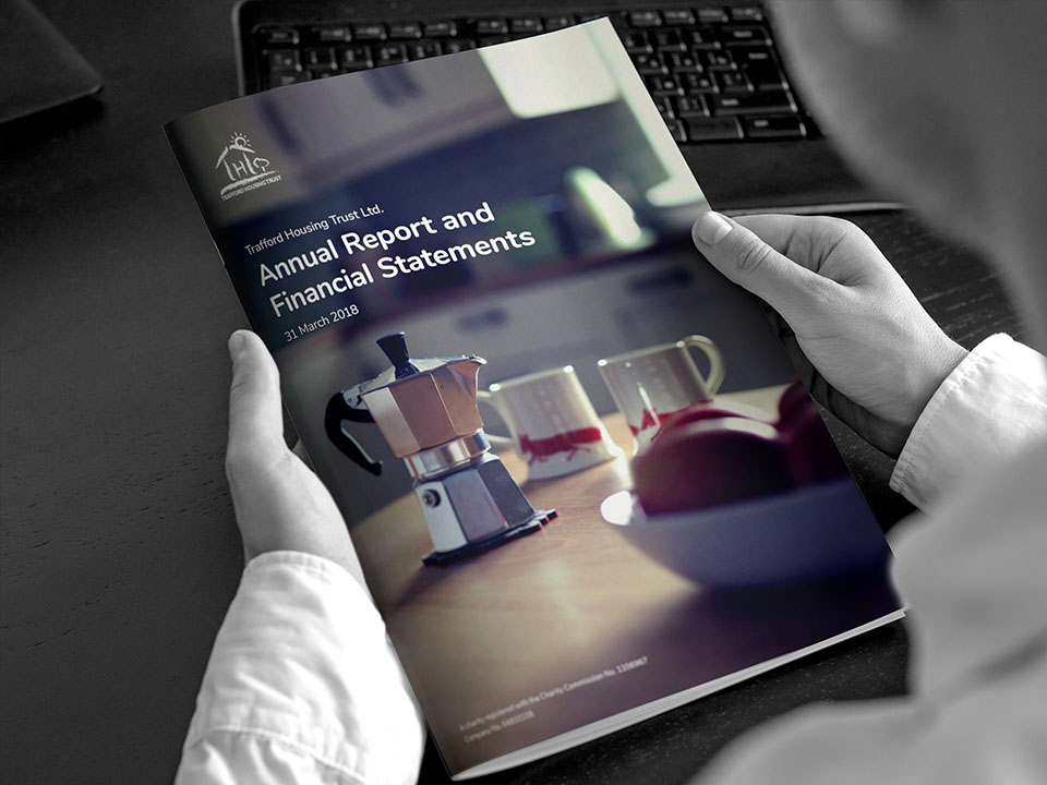 Trafford Housing Trust Annual Report