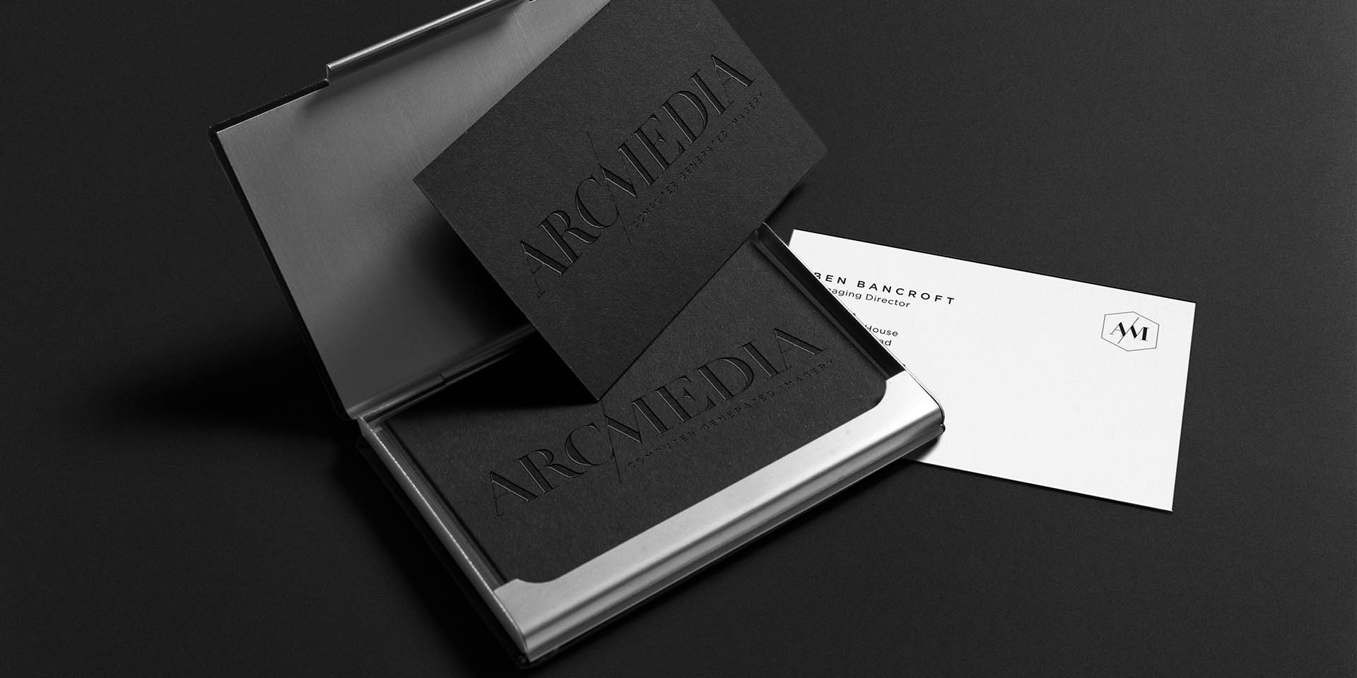 ArcMedia Business Card