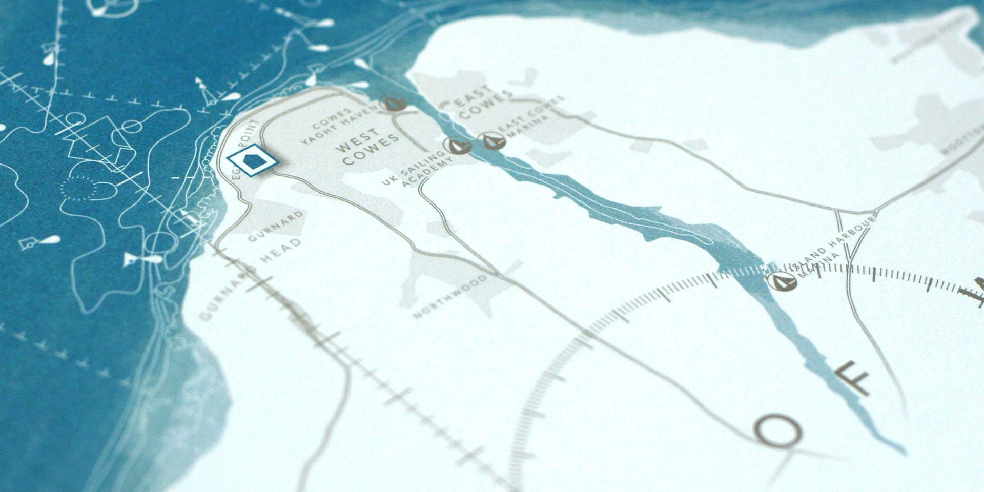 Solent Living Map